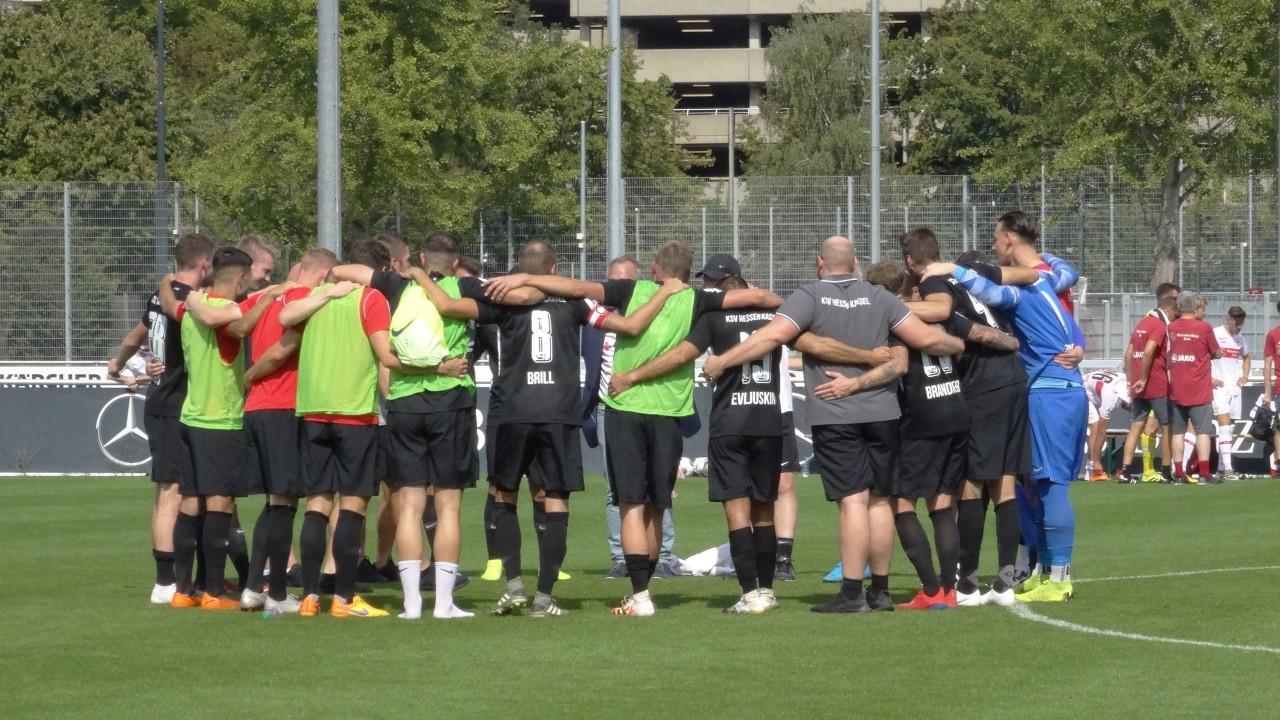 VfB Stuttgart II - KSV Hessen Kassel