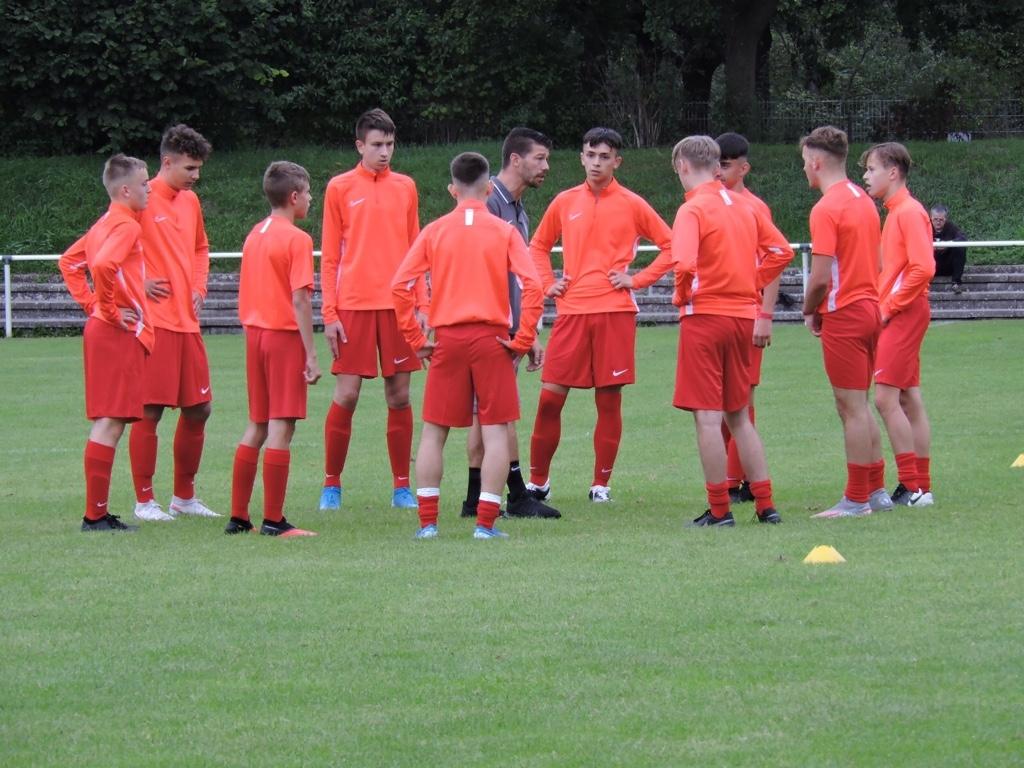 U17 - VfB Marburg
