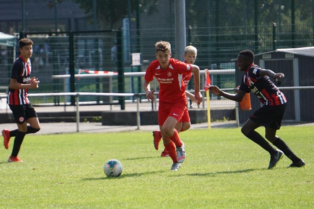 U15 - Eintracht Frankfurt U14