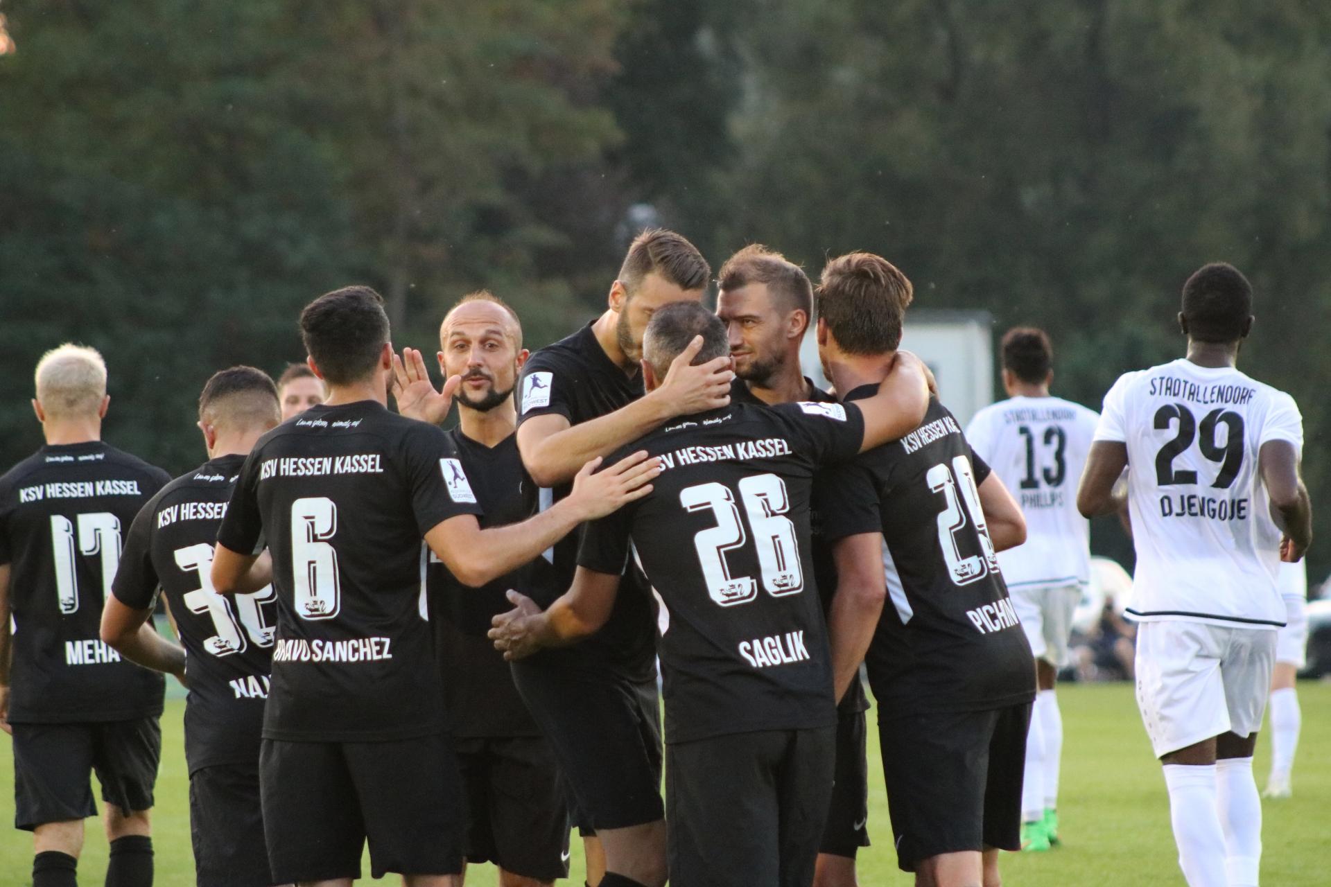 Eintracht Stadtallendorf - KSV