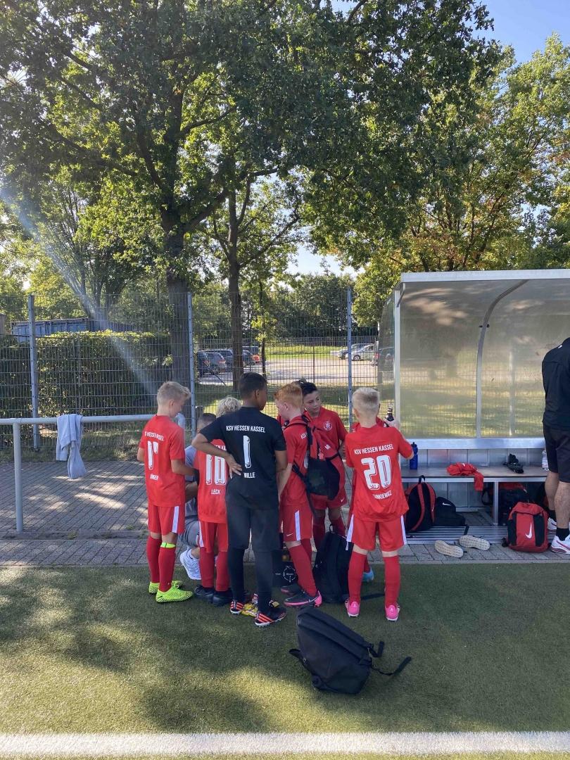 U11 - TSV Heiligenrode