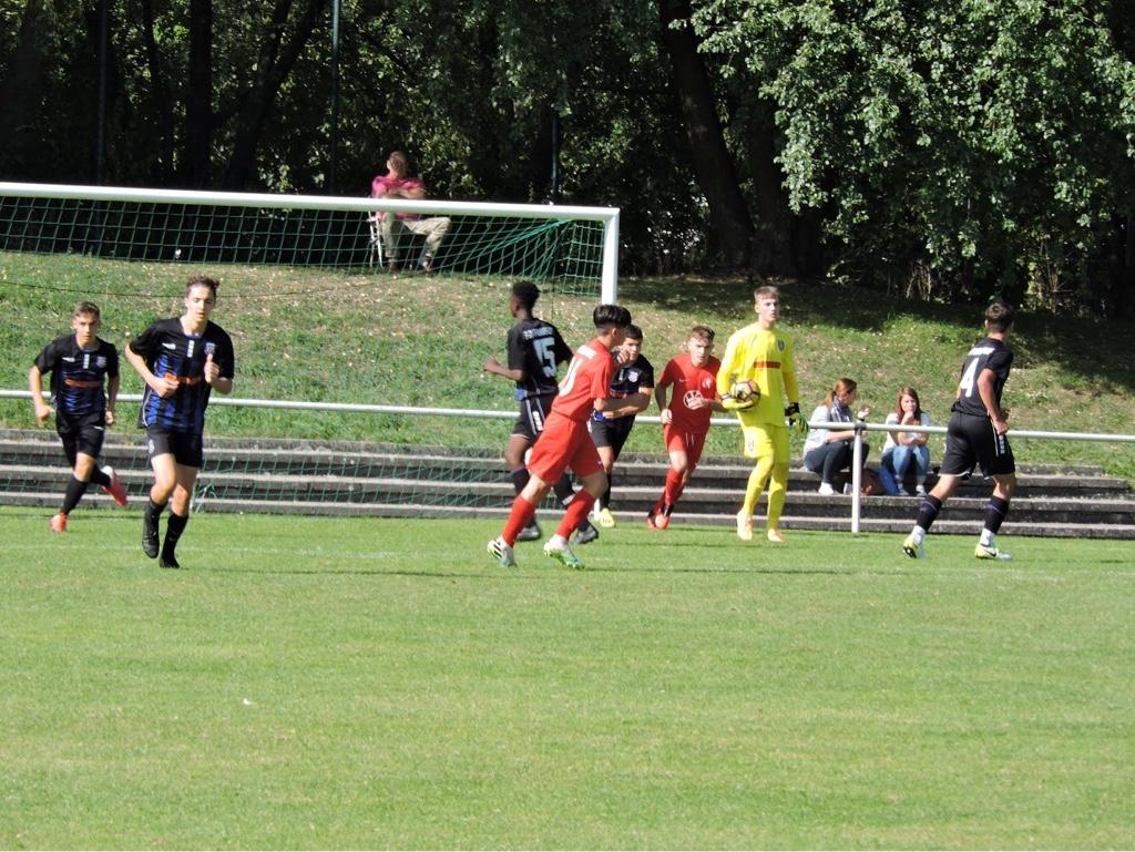 U17 - FSV Frankfurt U16