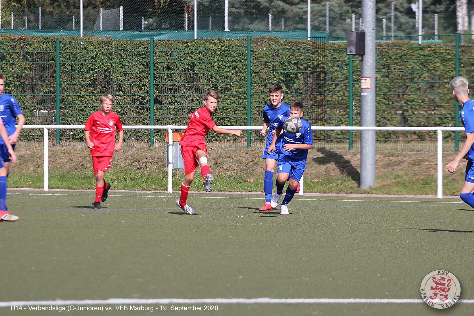 U14 - VfB Marburg