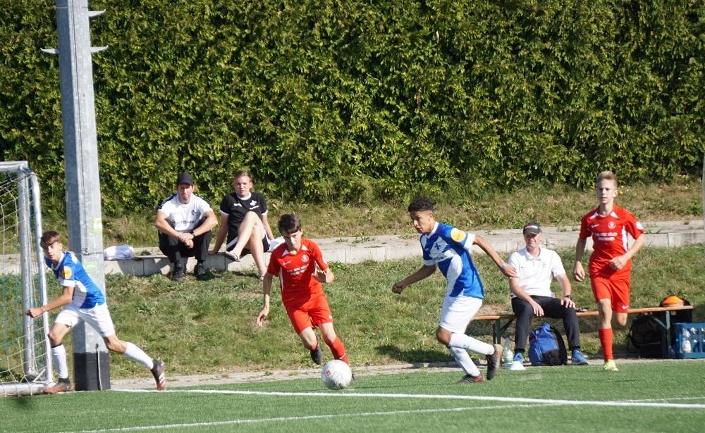 Sv Darmstadt 98 U14 - U15