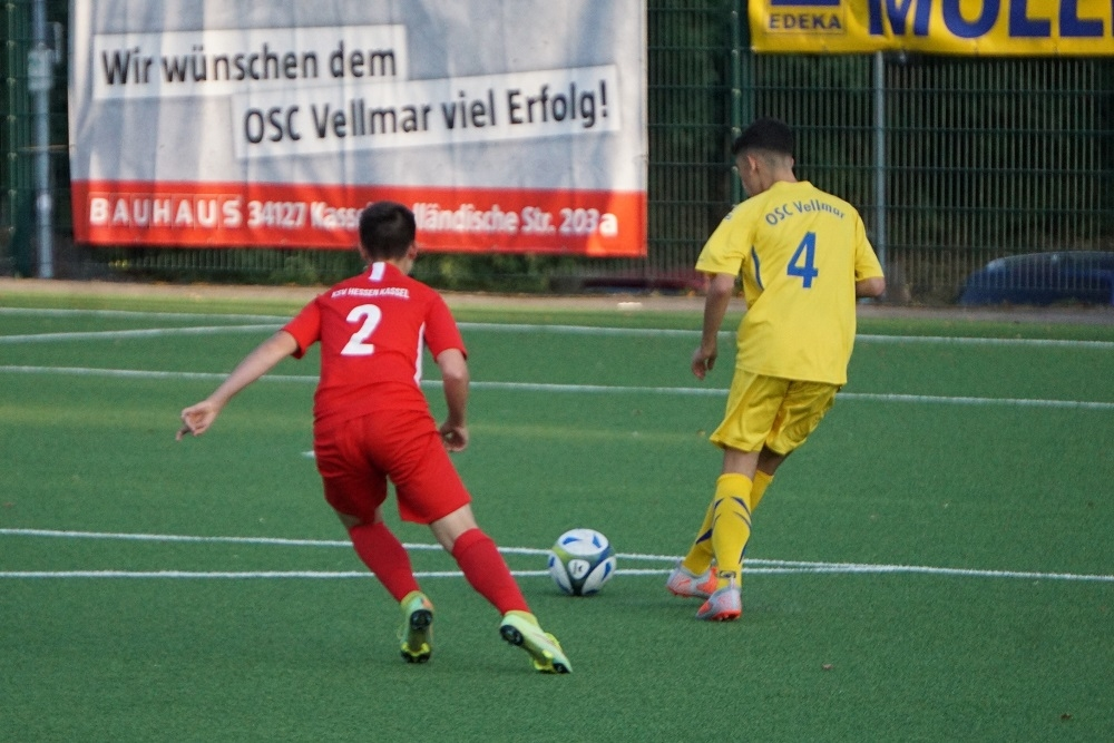 OSC Vellmar - U15