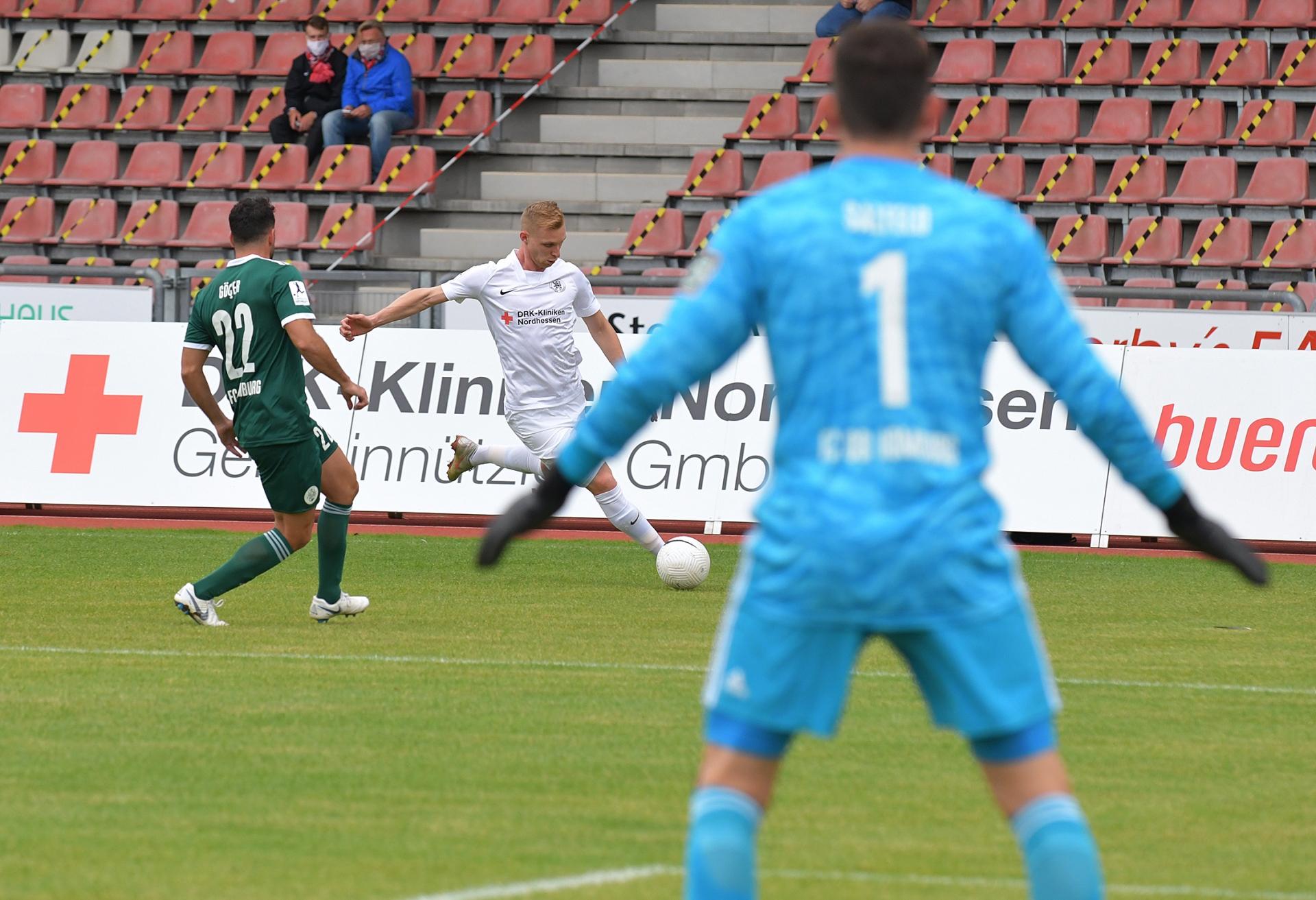KSV Hessen Kassel, FC 08 Homburg