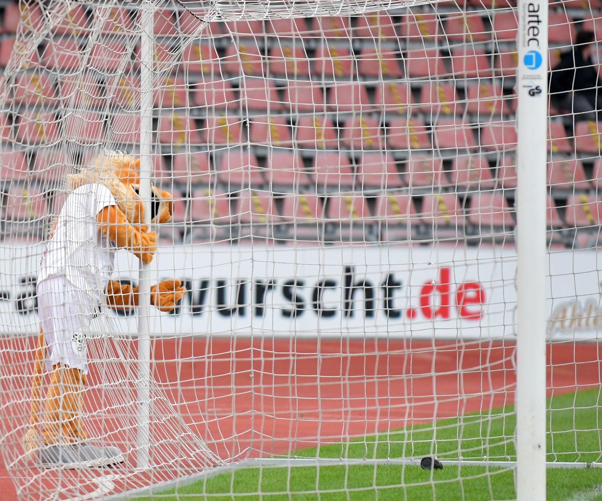 Regionalliga Südwest 2020/21, KSV Hessen Kassel, Rot-Weiss-Koblenz, Endstand 1:1, Totti, Tor