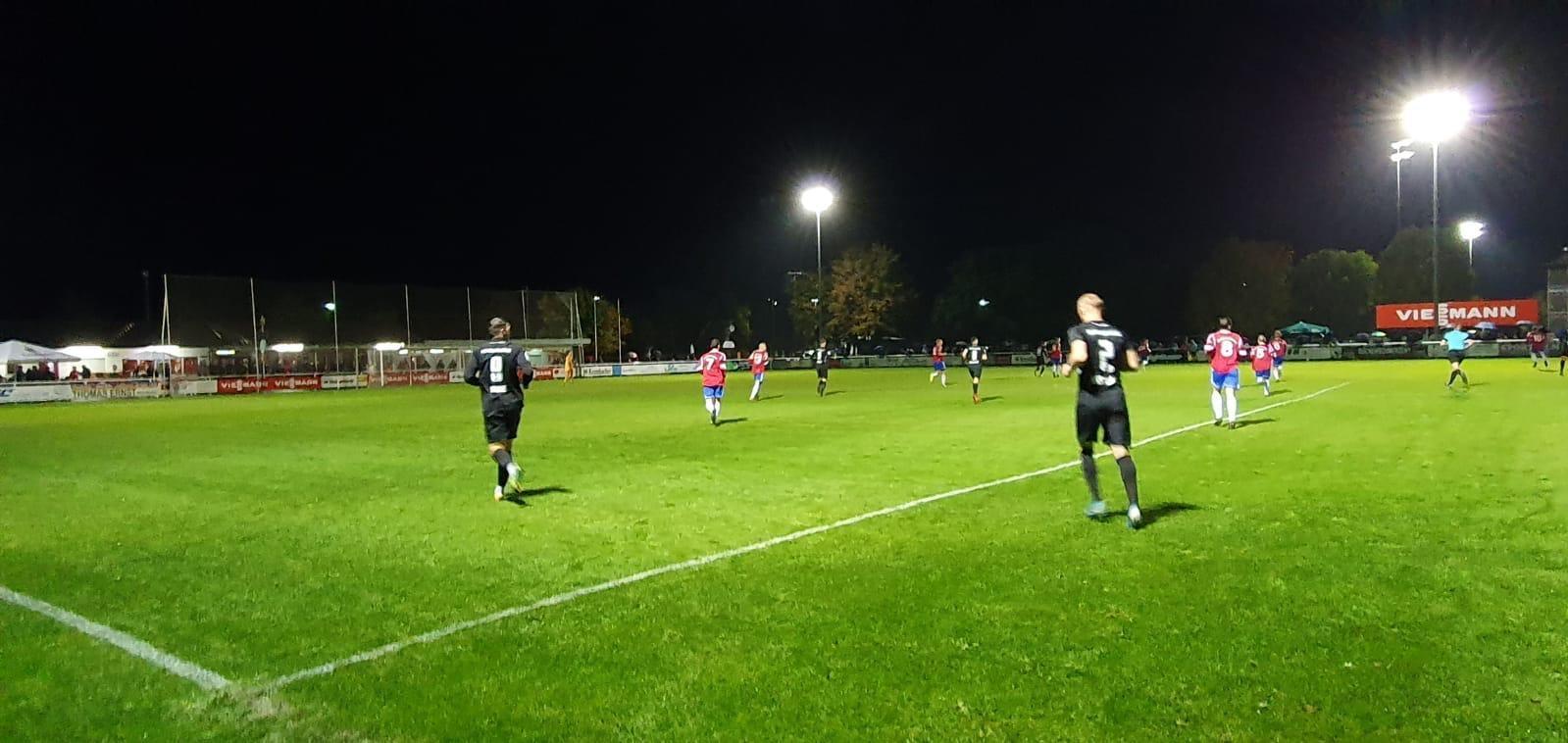 2. Runde Hessenpokal FC Ederbergland - KSV Hessen Kassel