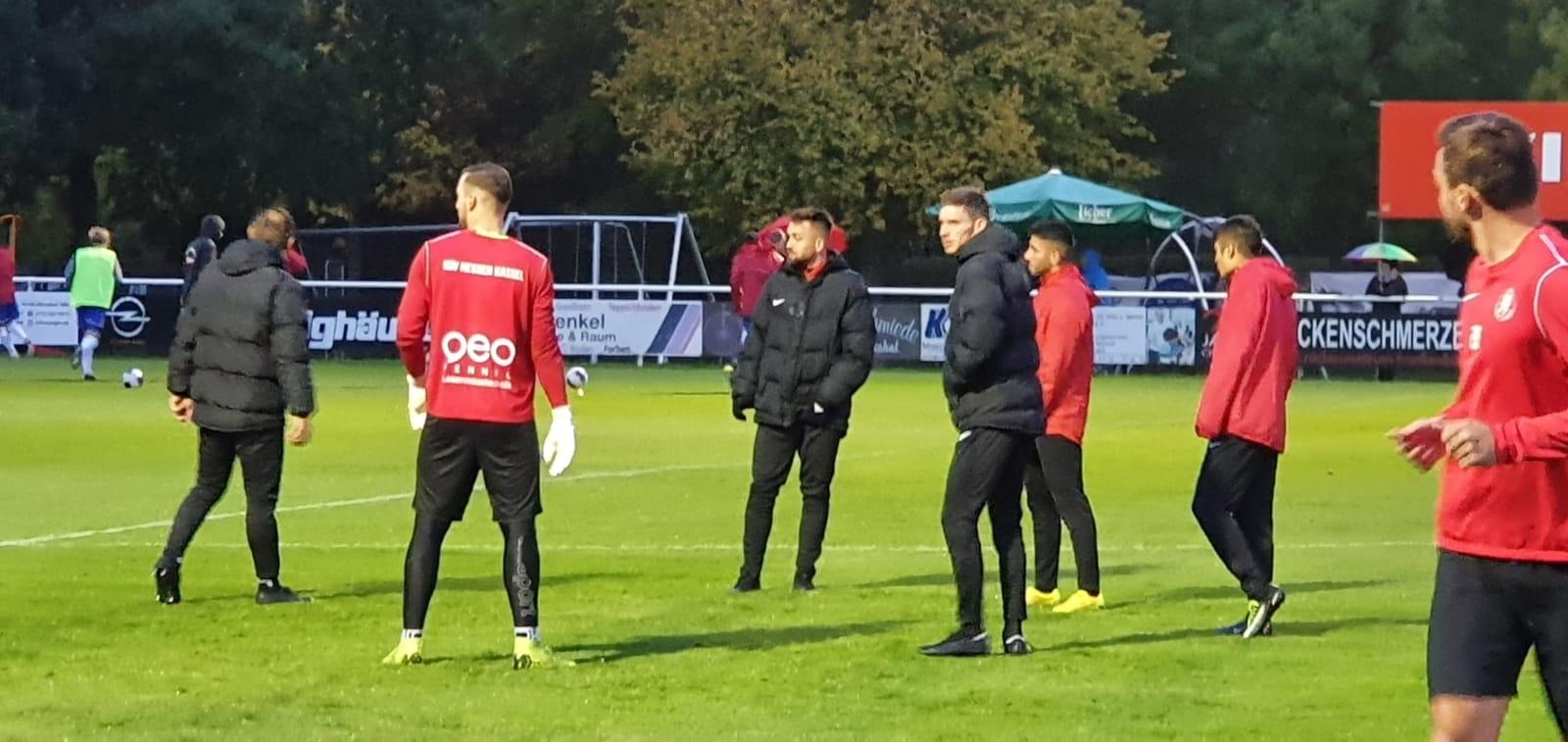 FC Ederbergland - KSV Hessen Kassel