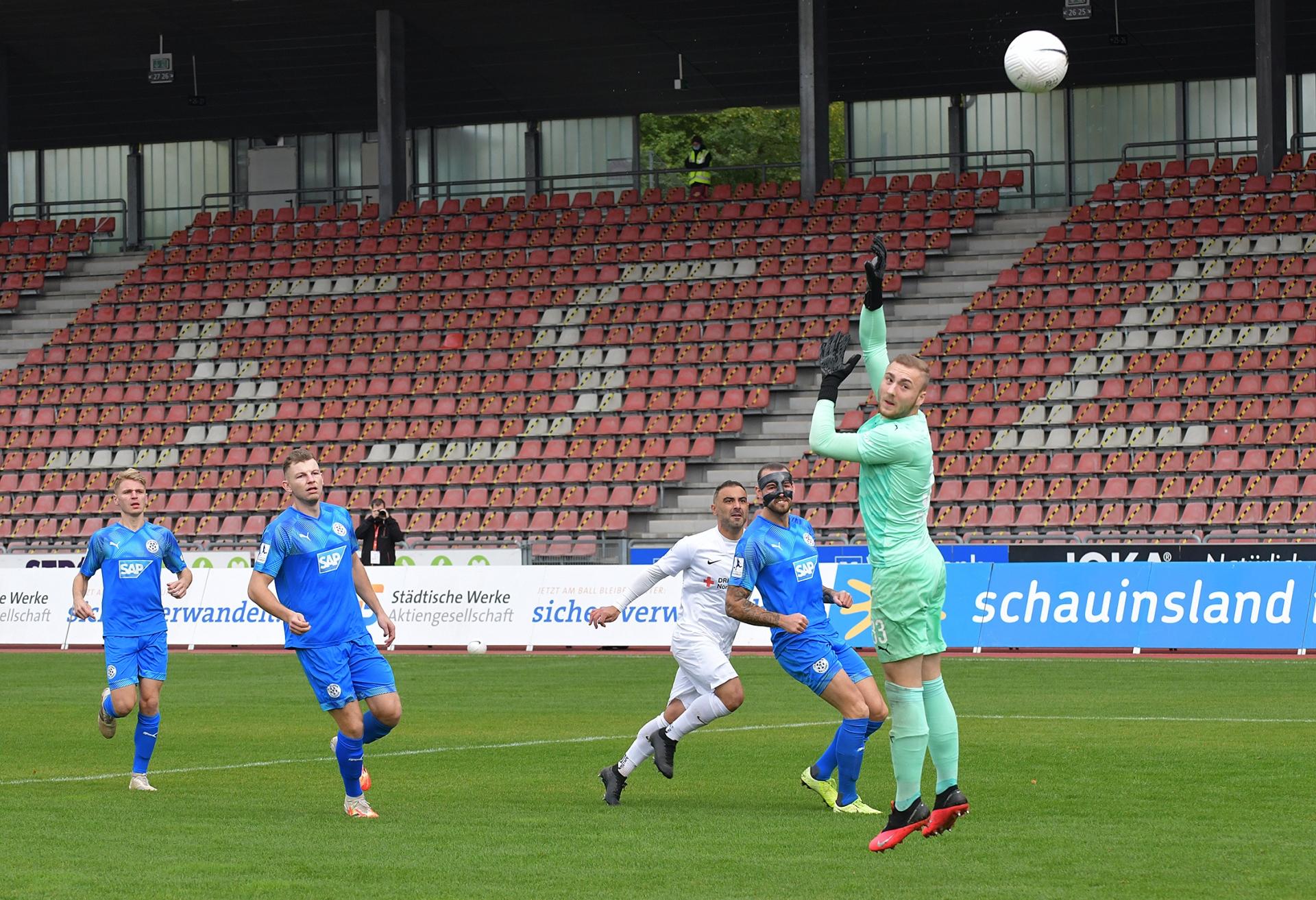 KSV Hessen Kassel, FC Astoria Walldorf