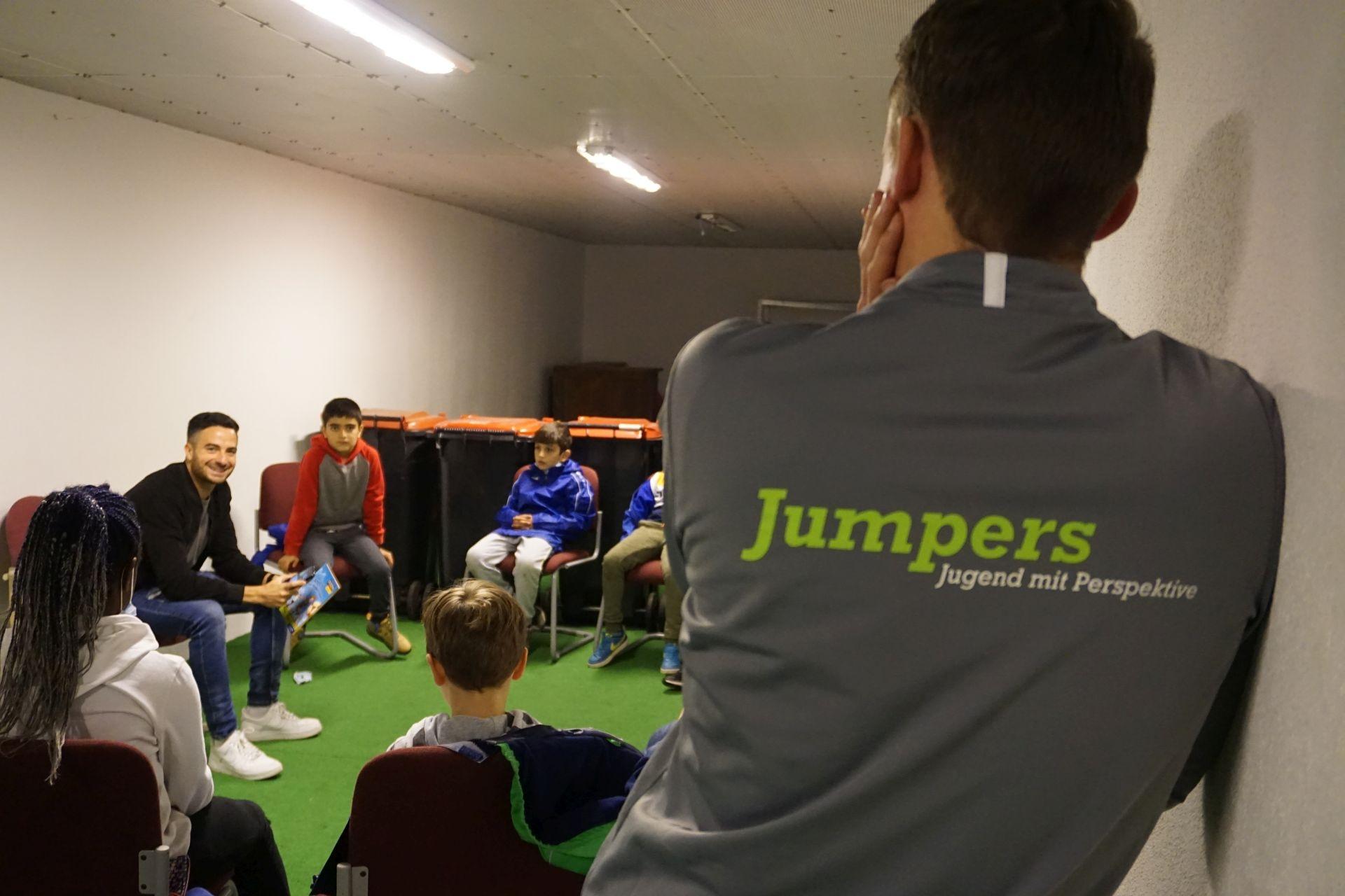 Jumpers Sport und Wort Woche 2020