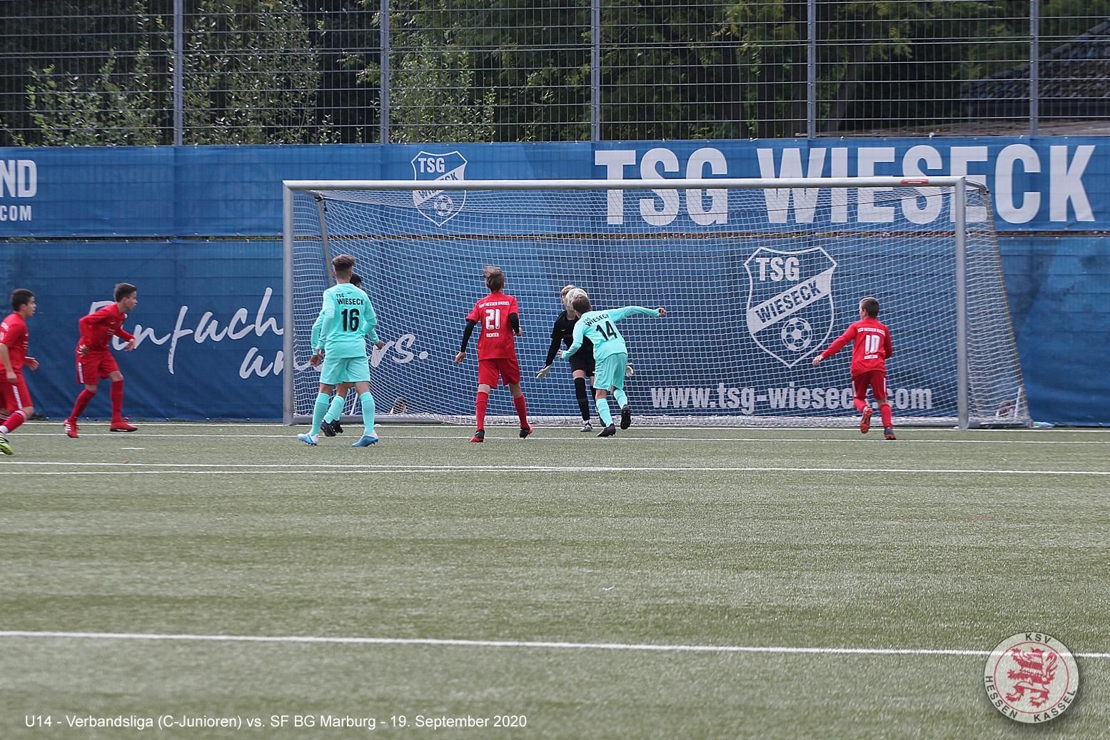 TSG Wieseck II - U14