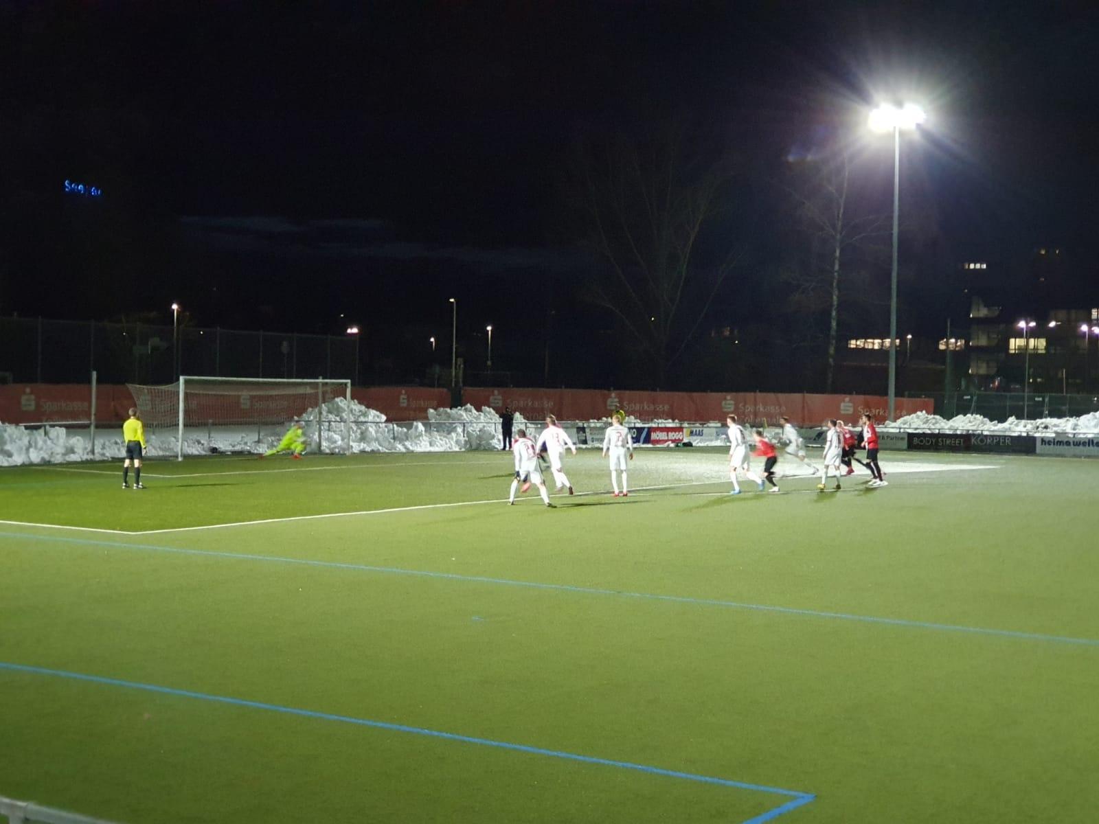 TSG Balingen - KSV Hessen Kassel