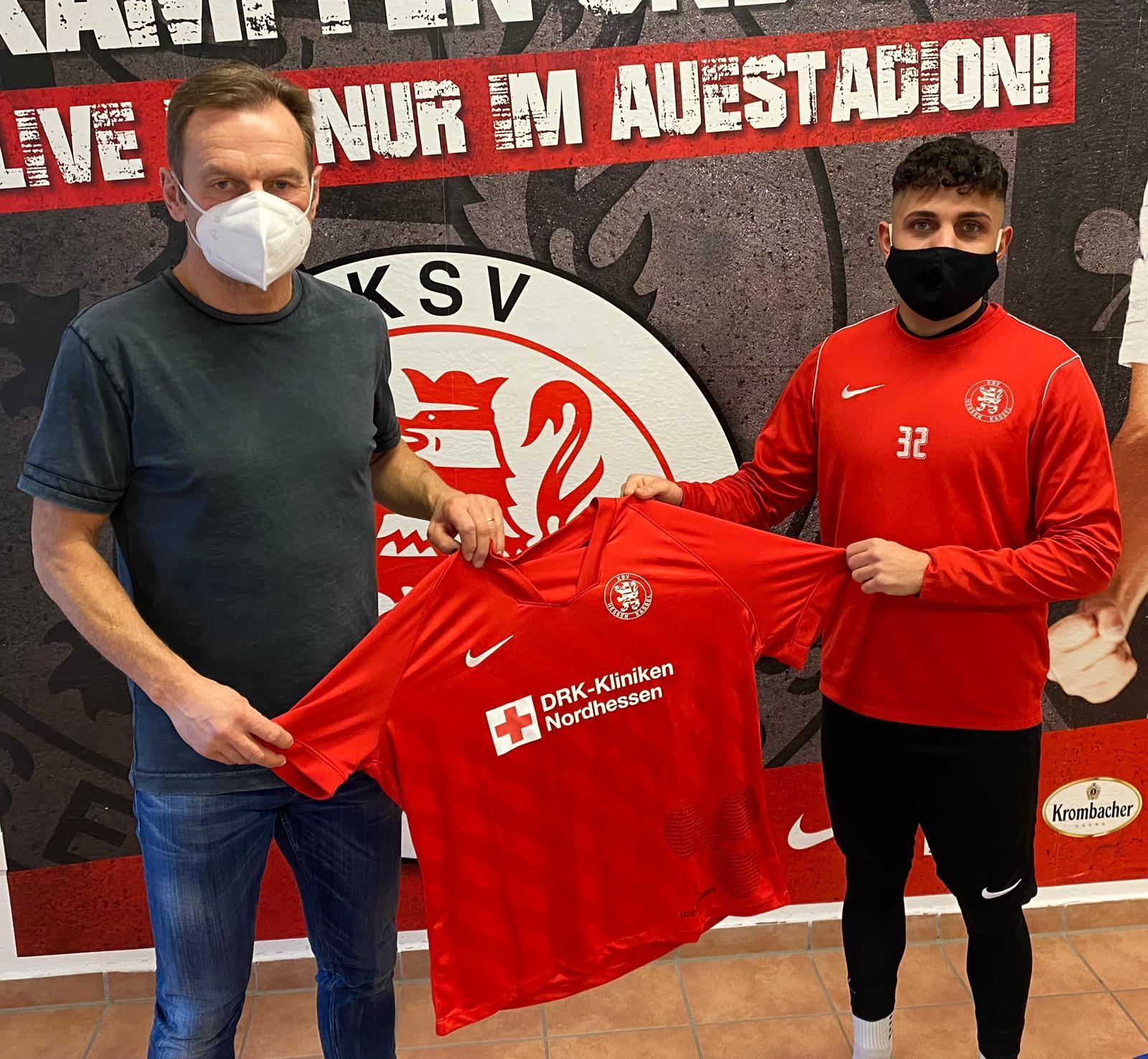 Freuen sich über die Vertragsverlängerung: Jörg Müller und Nael Najjar