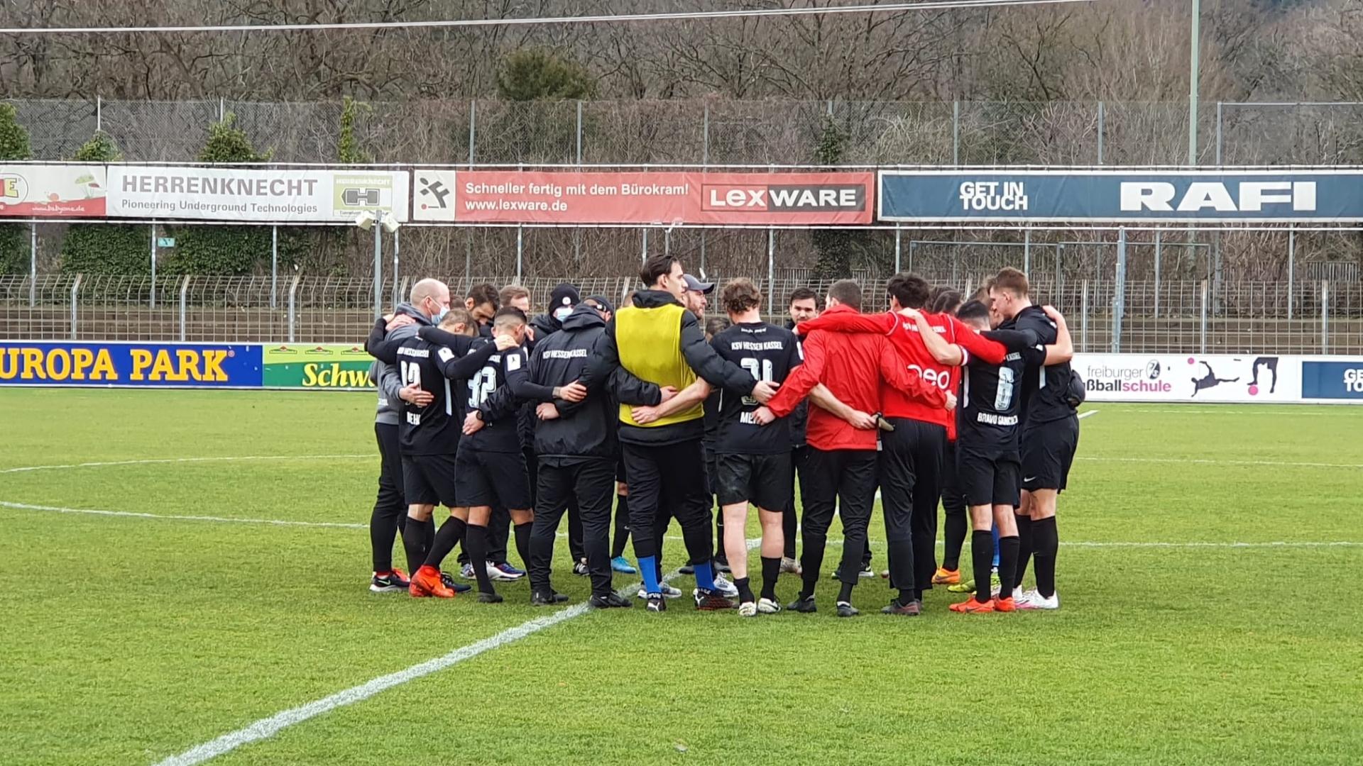 SC Freiburg II - KSV Hessen Kassel