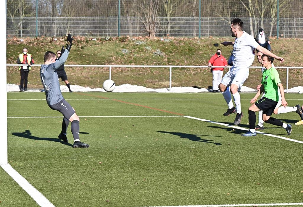 KSV Hessen - Eintracht Stadtallendorf