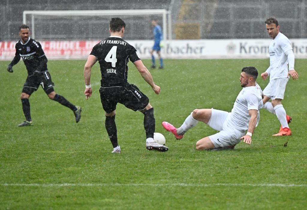 KSV Hessen - FSV Frankfurt