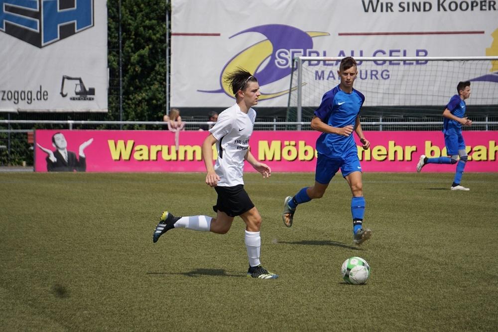 Blau/Gelb Marburg - U16
