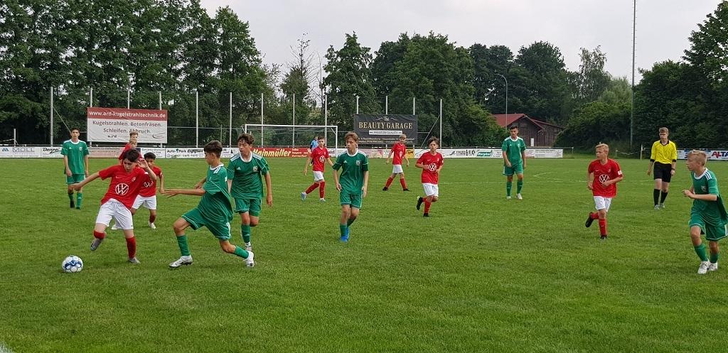 U14 Leistungsvergleich Stadtallendorf