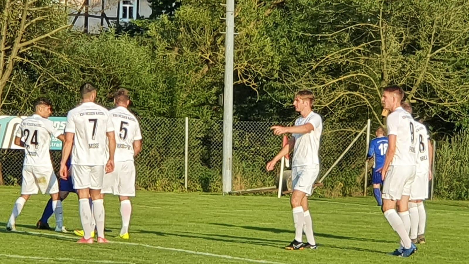 Testspiel bei SG Brunslar / Wolfershausen