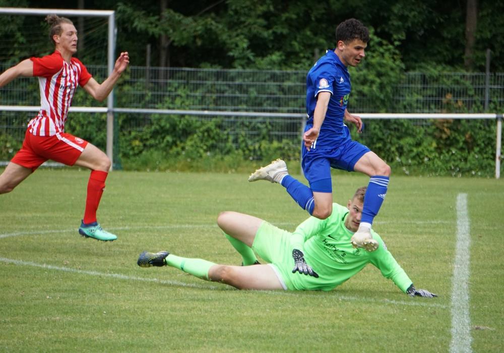 U23 - 1.FC Schwalmstadt