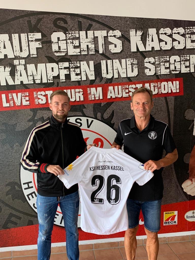 Nils Stendera wechselt von Eintracht Frankfurt zum KSV Hessen zurück
