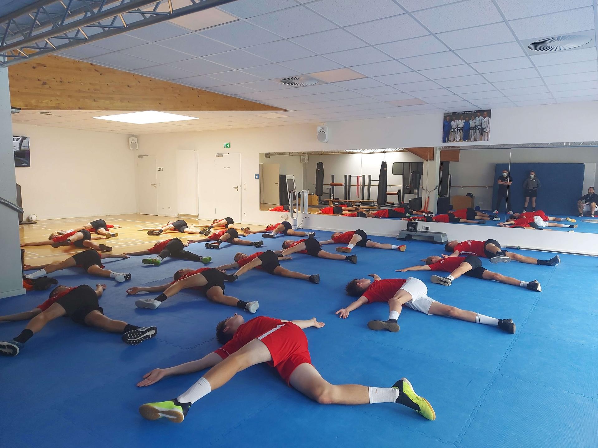 U15 Trainingslager