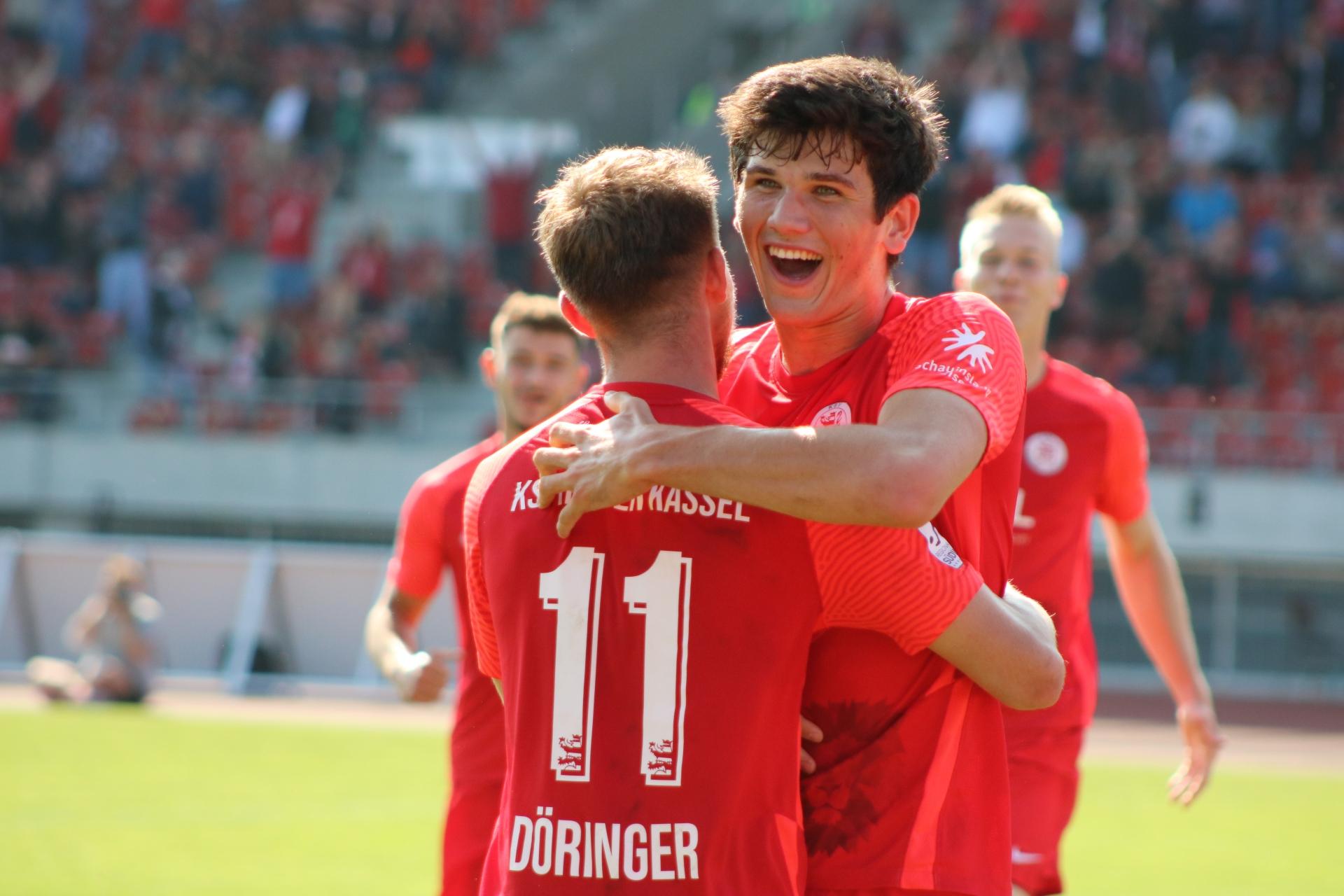 KSV Hessen Kassel - FC 08 Homburg
