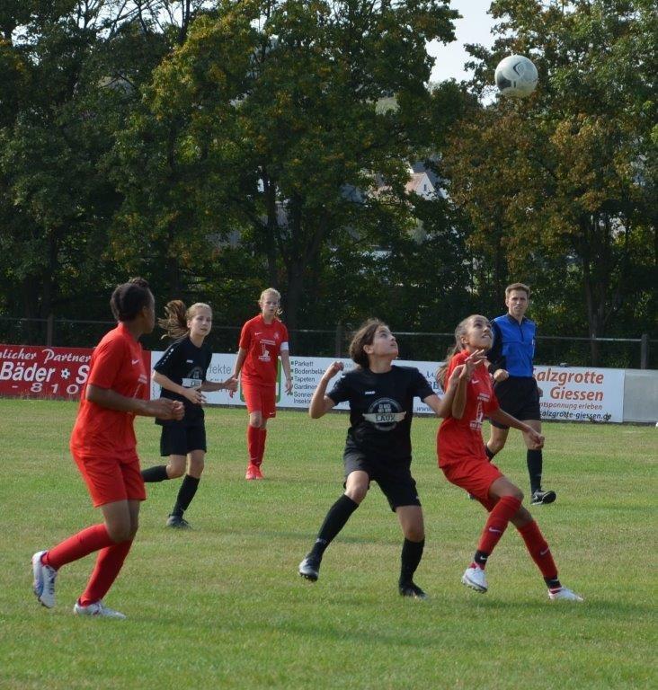 TSV Klein-Linden - C-Juniorinnen