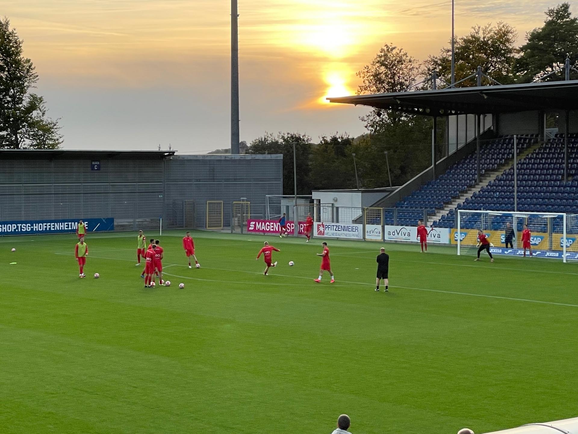 Hoffenheim - KSV