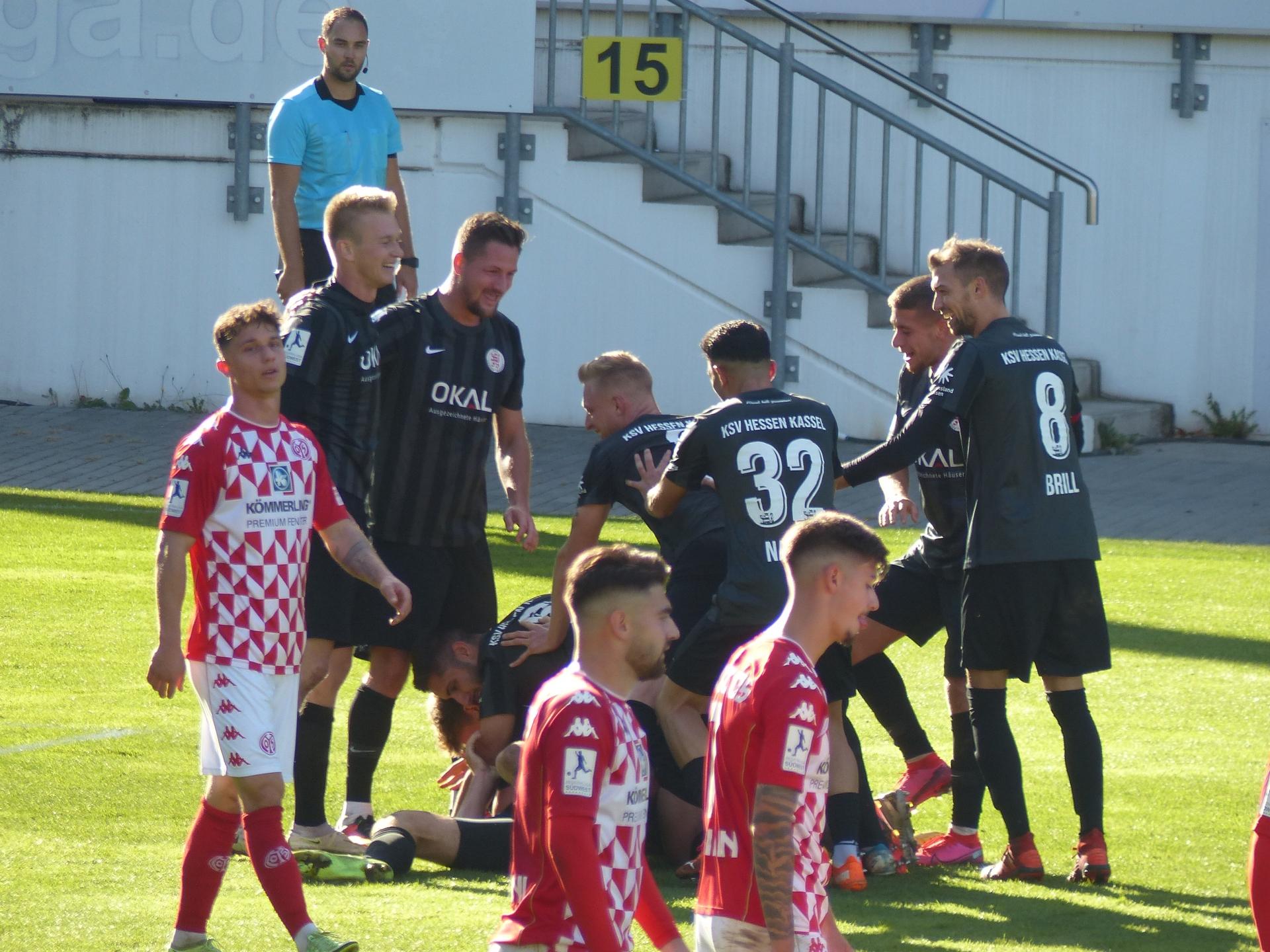 Mainz U23 - KSV